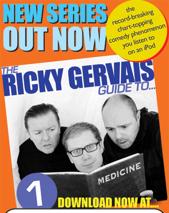 Buy from iTunes GB - Ricky Gervais Guide To... Medicine